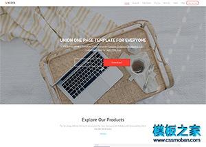 IT互联网设计公司企业网站模板