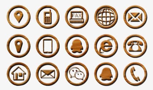 手机应用软件图标