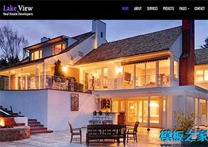 引导式设计网站模板
