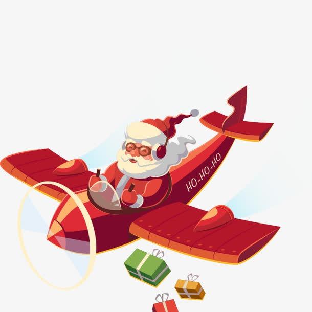 圣诞老人创意图片