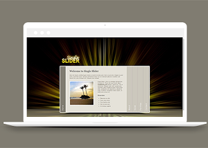 企业公司内容展示宣传商务网站模板