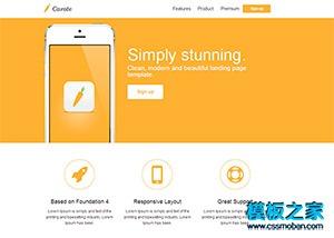 app应用下载html网站模板