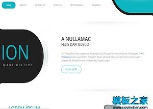 企业产品宣传推广网站