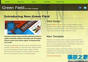 微型网站模板