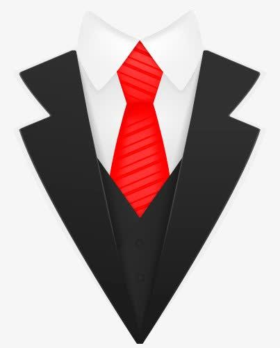 男士西装西服领结领带