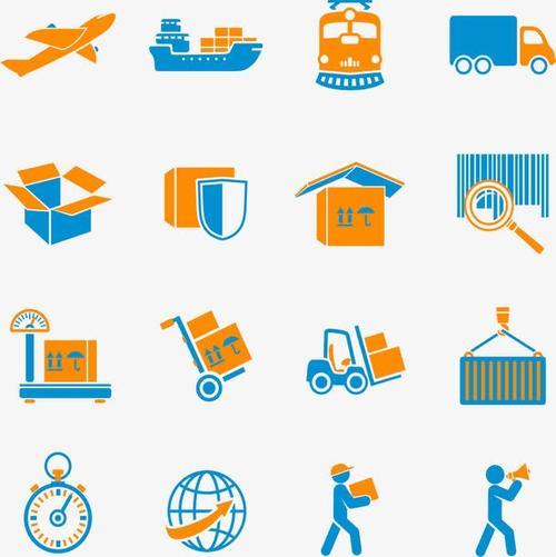 物流运输标志