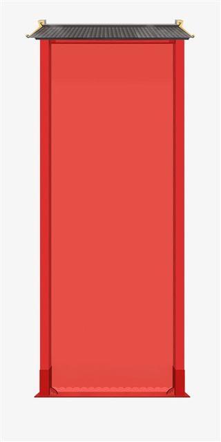 新年红色图片素材