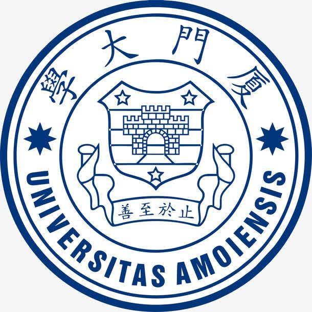厦门大学logo