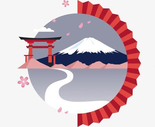 富士山图标