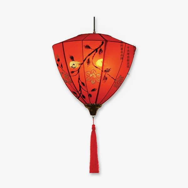 古风红灯笼