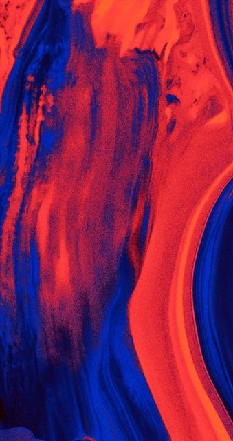 创意红蓝水彩海报背景