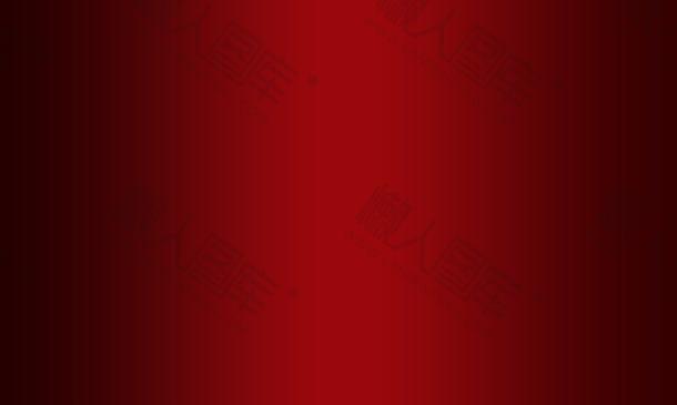红色质感年会背景图