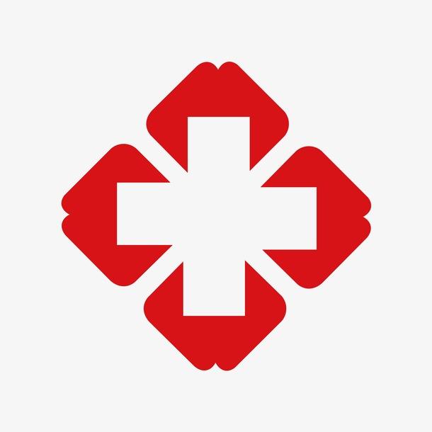 红十字会医疗医院LOGO图标