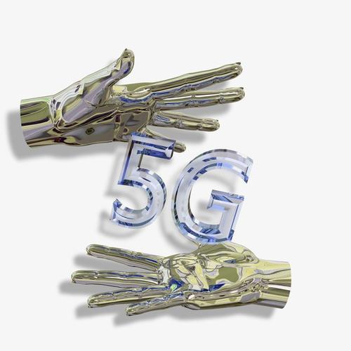 5G科技图标