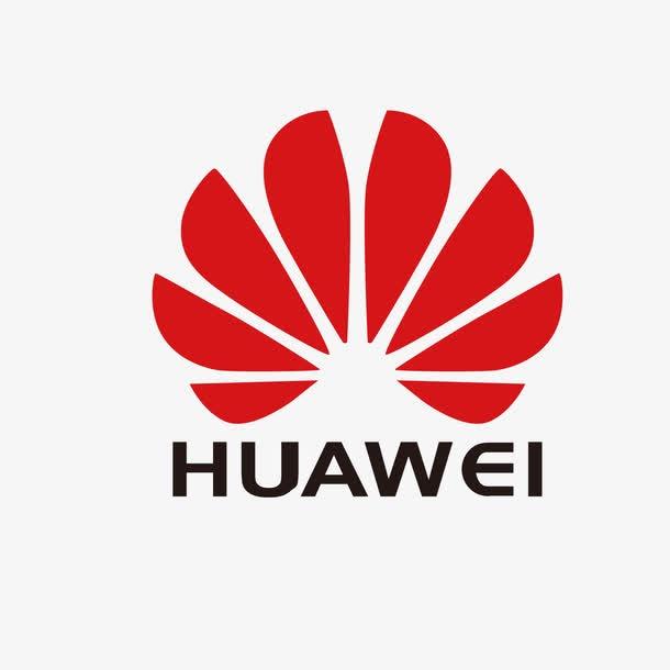 华为logo设计图片