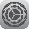 苹果手机设置图标