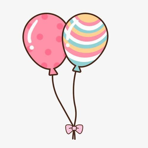 可爱卡通气球图片