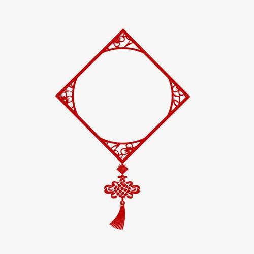 古典中国风中式画框