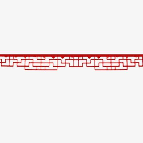 古典镂空中国风边框