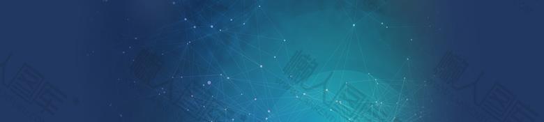 科技网站banner背景图