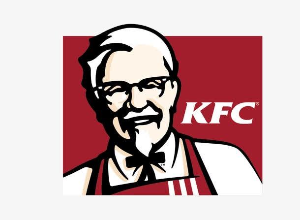 肯德基logo标签