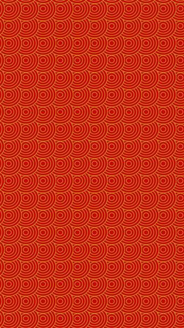 红色喜庆新年纹理背景