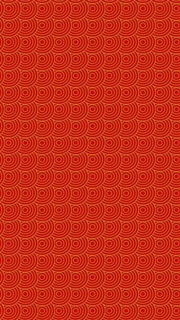 新年红色纹理背景