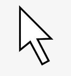 鼠标样式矢量图标
