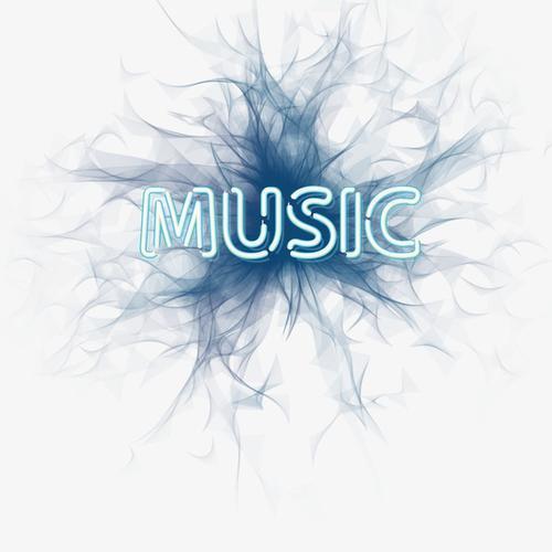 music艺术字