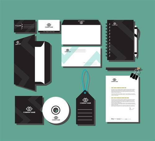 品牌vi设计案例欣赏