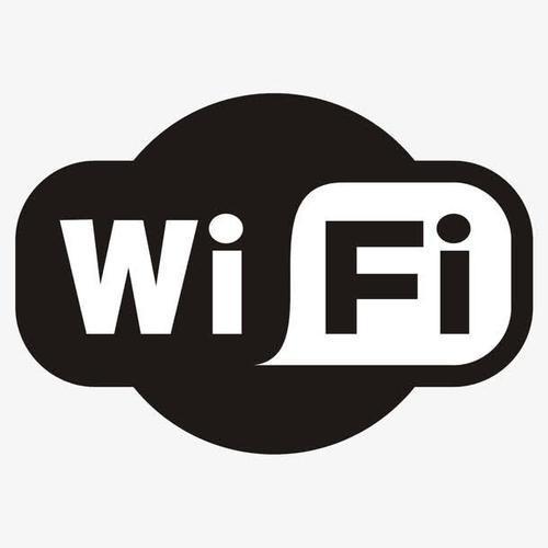 WIFI标志图形logo