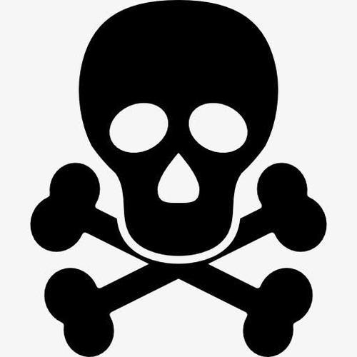 有毒物品图标