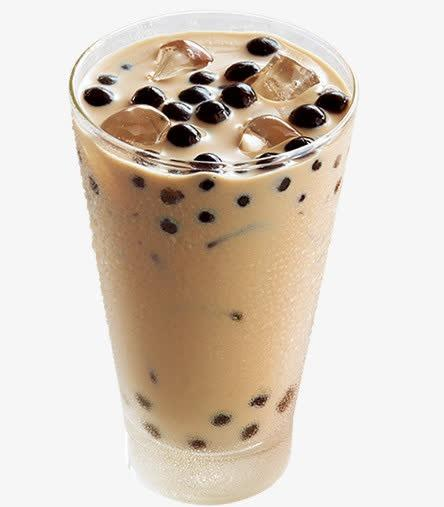 奶茶真实图片