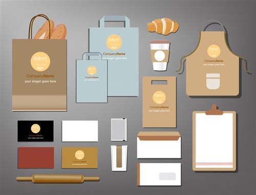 面包店整套vi设计
