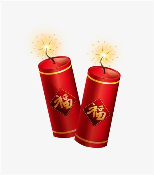 新年花炮爆竹