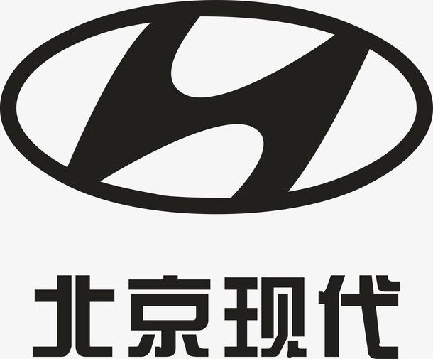 北京现代汽车logo