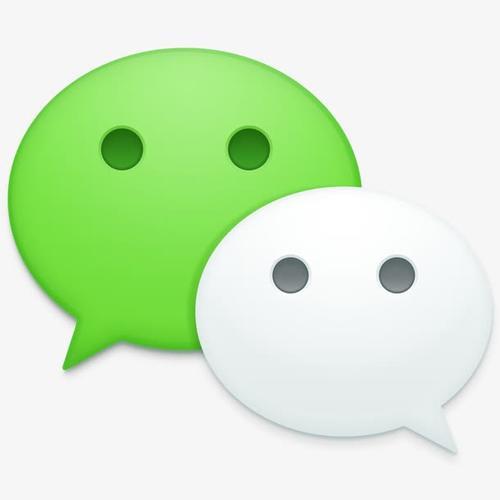 绿色微信图标logo