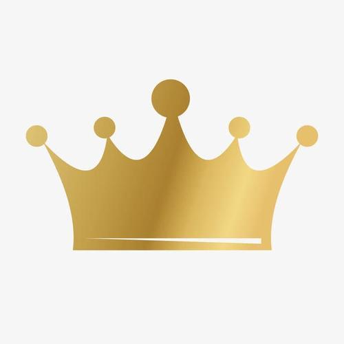 金色皇冠logo图标