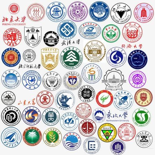 大学logo图标大全
