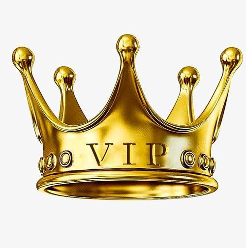 金色VIP皇冠
