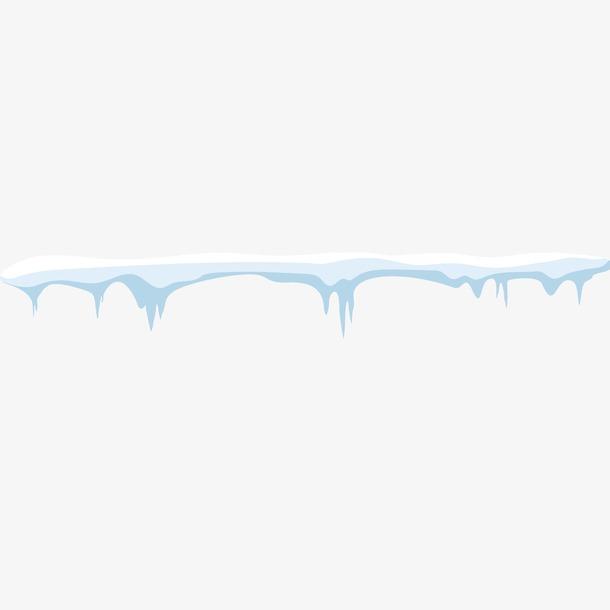 矢量冰雪免抠PNG