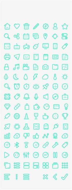 网页icon小图标