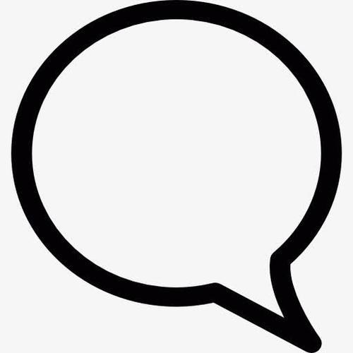 短信聊天气泡框