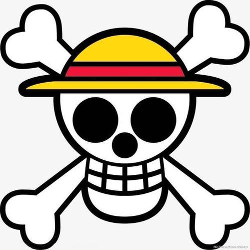 海贼王骷髅标志