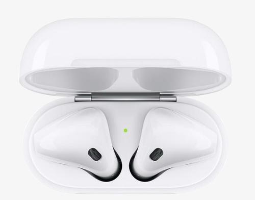 苹果耳机AirPods2代