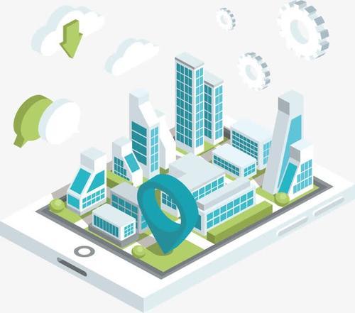互联网智慧城市模型