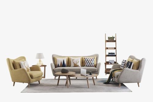 欧式沙发家具免抠