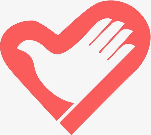 爱心志愿者logo