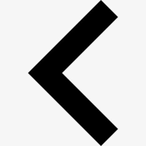 向左键盘箭头图标