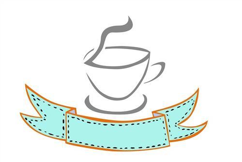 创意个性咖啡logo